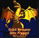 Gold Dragon Site Award